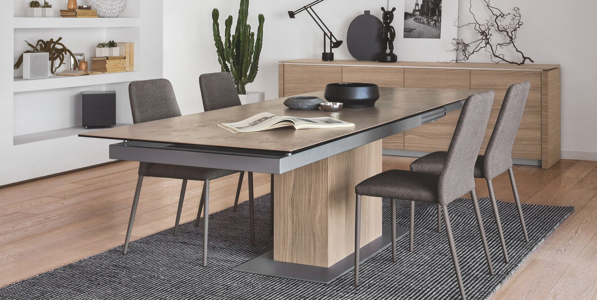 Sincro table hip furniture for Hip furniture