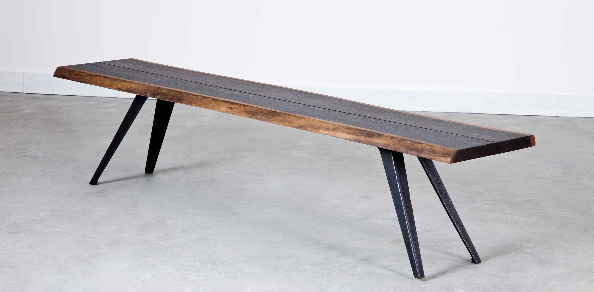 Vega bench hip furniture for Hip furniture