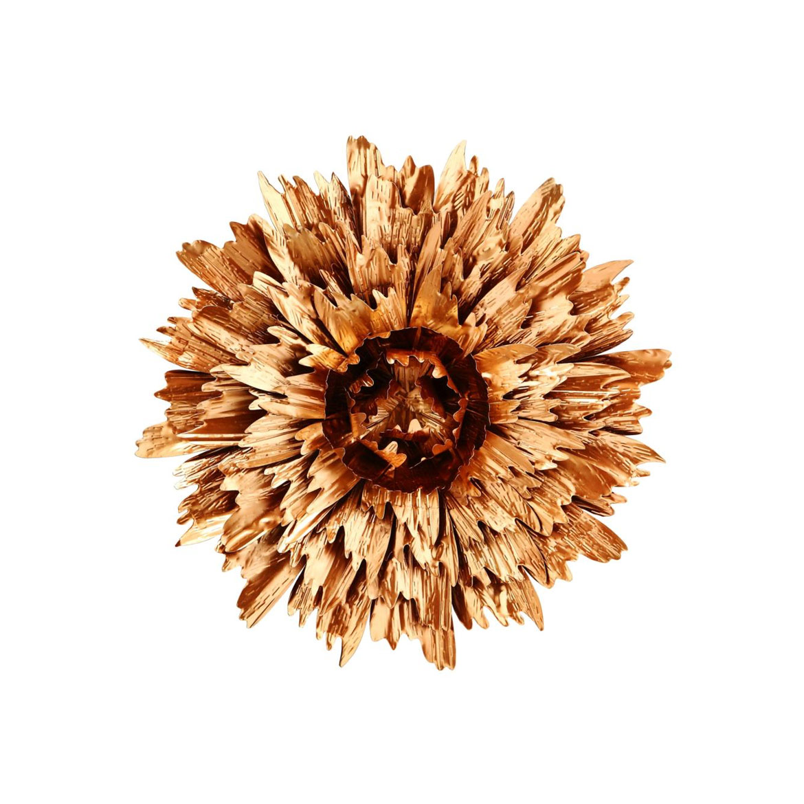 Golden bloom wall d cor m2 hip furniture for Decoration cost per m2