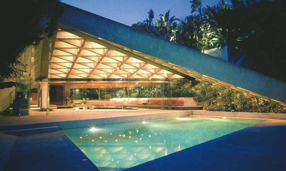 fantastic modern house lighting. Four Classic Films With Fantastic Mid-century Modern Set Design | Hip Furniture House Lighting P