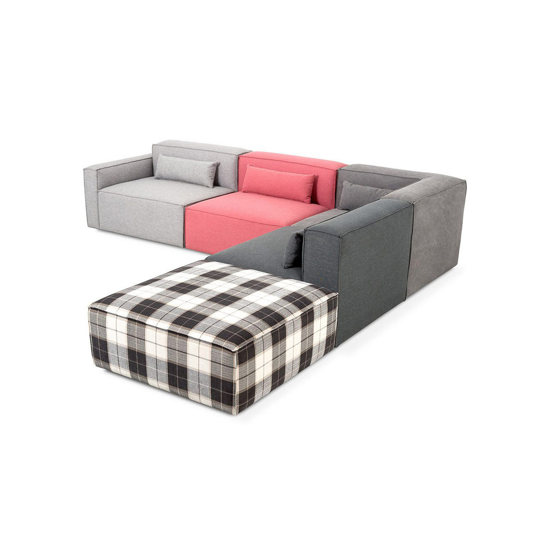 Mix Modular Sofa Sectional Hip Furniture