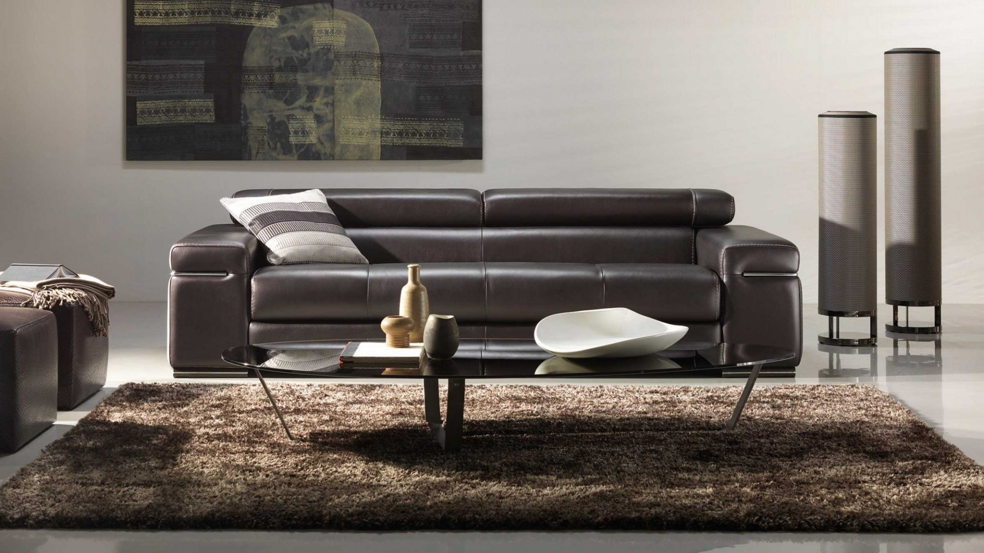 Natuzzi\'s Two Unique Approaches to Leather Upholstery | Hip Furniture
