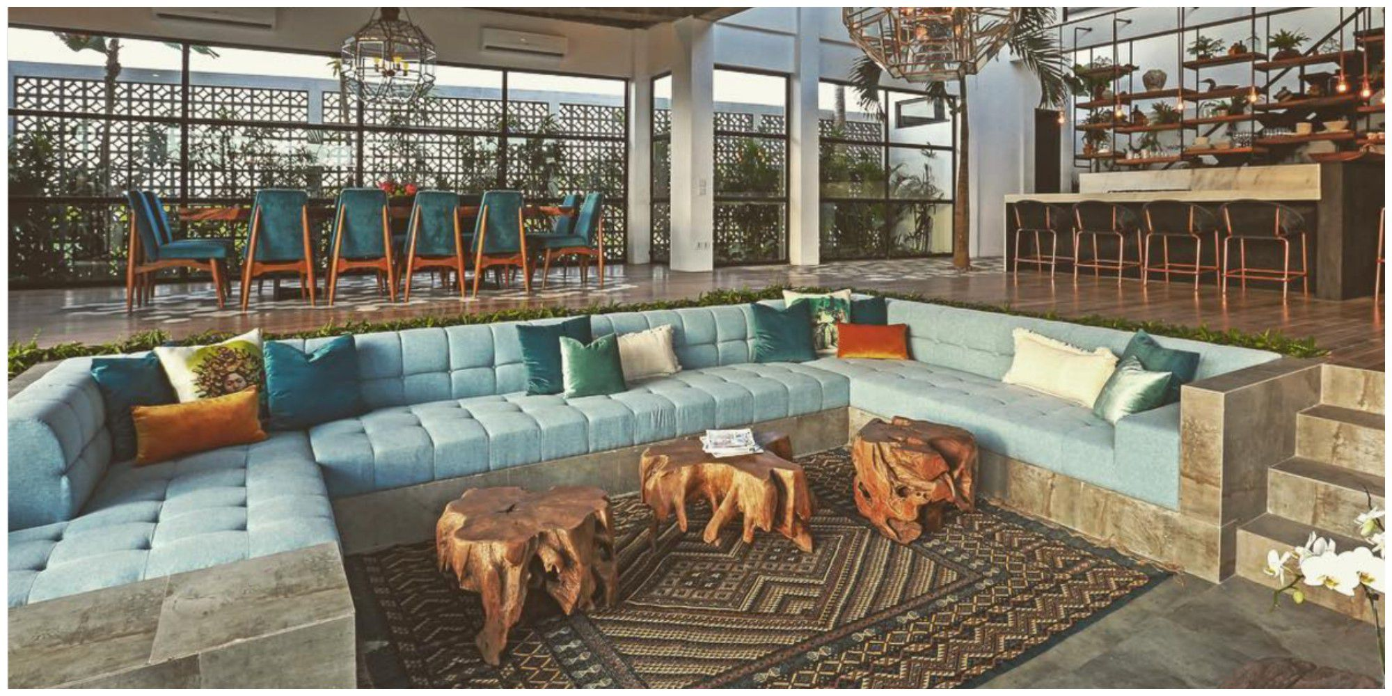 Is The Midcentury Conversation Pit Ready For A Revival