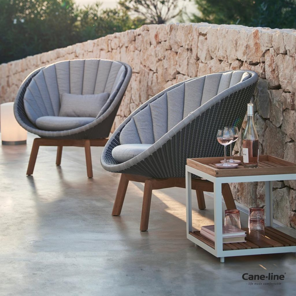 New at Hip: Outdoor Furniture by Cane-Line | Hip Furniture