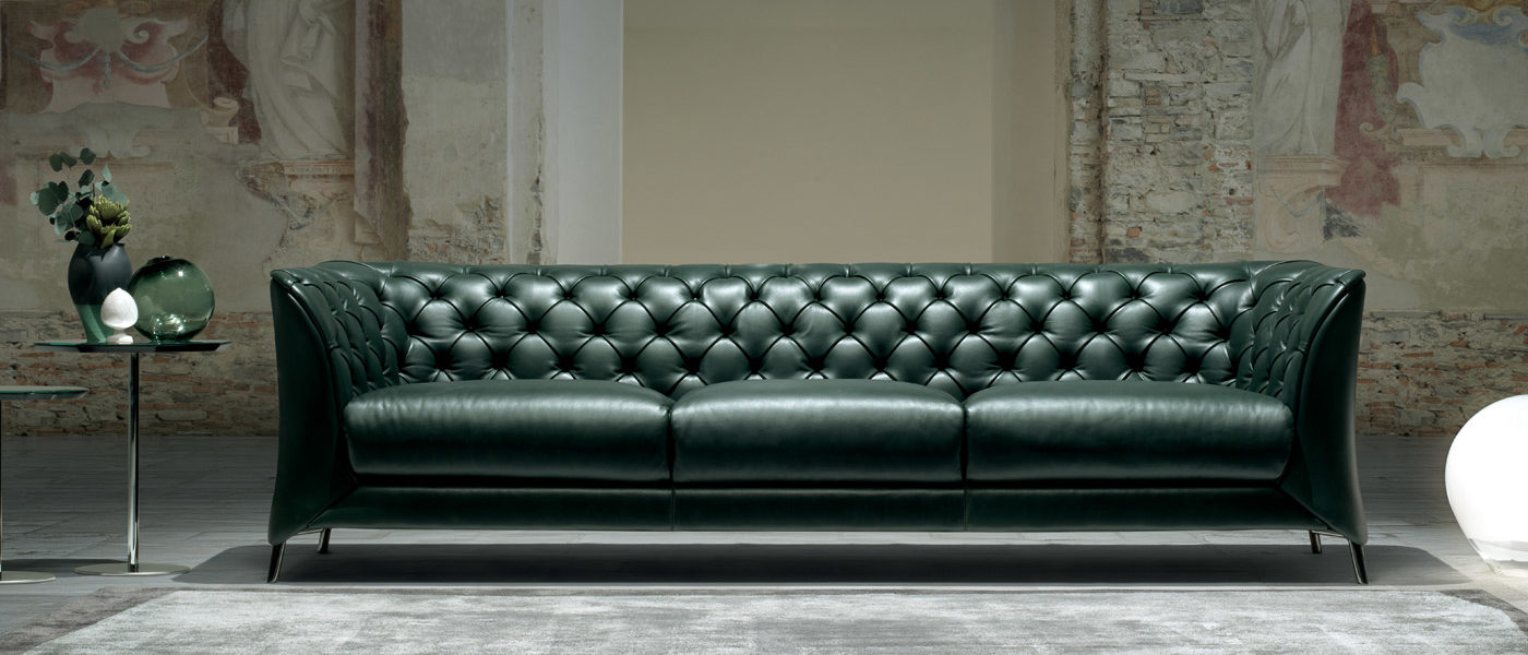 How One Sofa Reminded Hip Why Natuzzi Is Still On Top